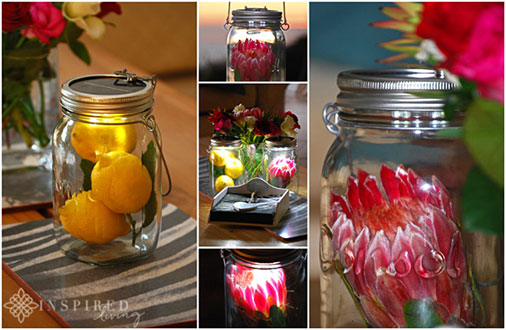 Il Solar Jar Table Decor