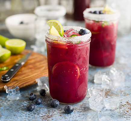 Mixed Berry Margarita Recipe1