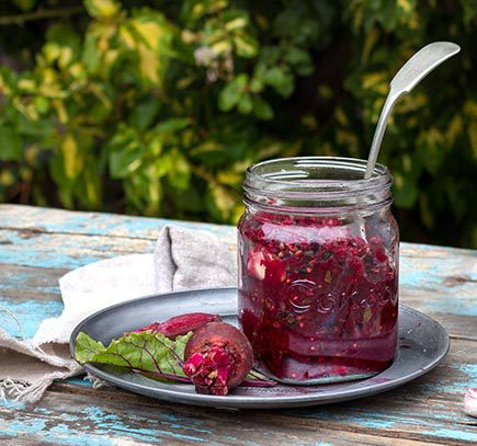 Recipe Pickled Beetroot